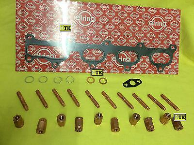 ORG Opel Satz Dichtung Turbolader Astra G Zafira A Astra H 2,0 Turbo OPC Z20LET