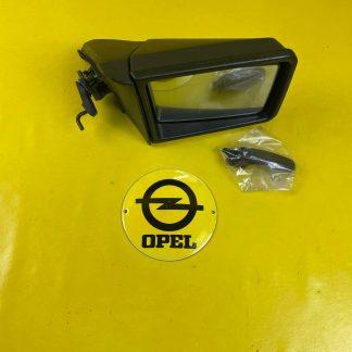 NEU + ORIGINAL Opel Senator A Außenspiegel rechts Spiegel verstellbar Mirror