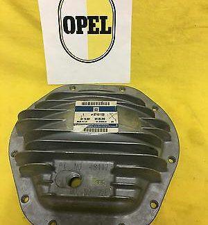 NEU + ORIGINAL OPEL Frontera B Differential Deckel Hinterachse Achsgehäuse HA