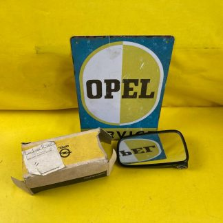 NEU + ORIGINAL Opel Manta Ascona B Spiegel Außenspiegel links Seitenspiegel