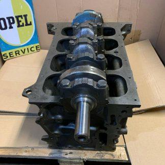 NEU ORIGINAL OPEL Rekord B / C 1,7Liter CiH Motor Rumpfmotor Kurbelwelle Kolben