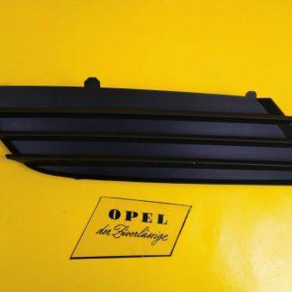 NEU + ORIG GM Opel Astra H Blende Stoßstange vorne rechts Verkleidung Gitter