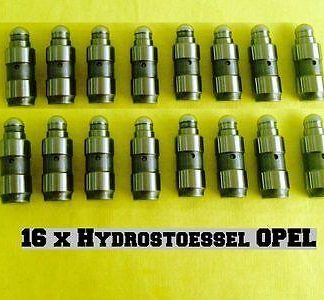 16 x Opel Astra H 1,2 +1,4 L Hydrostößel VENTILSTOESSEL HYDRAULISCH GTC Twin Top