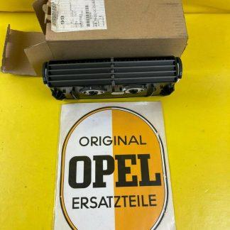 NEU + ORIGINAL Opel Astra H Gehäuse Lüftung Luftdüese Abdeckung Heizung schwarz