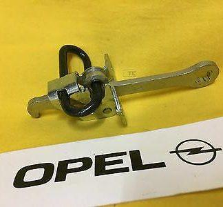 NEU + ORIGINAL Opel Calibra Tür Fangband Türbremse vorne li / re Türfangband