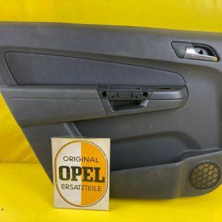 NEU + ORIGINAL Opel Zafira B Türverkleidung Türpappe Innenausstattung door panel