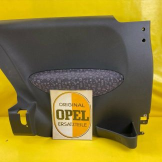 NEU + ORIGINAL Opel Corsa C Seitenverkleidung links Innenausstattung