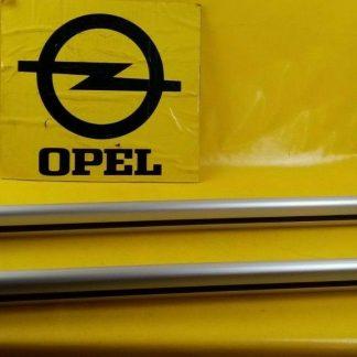 NEU + ORIG GM Opel Antara Dachgepäckträger Aluminium Grundträger Set Reeling