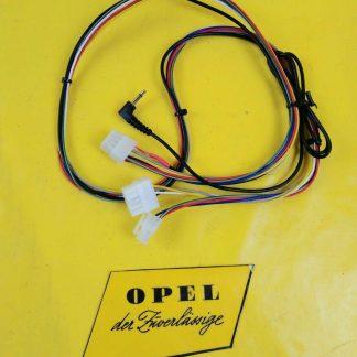 NEU + ORIG Freisprechanlage Handsfree Adapter Kabel Satz 8 polig Parrot 3100