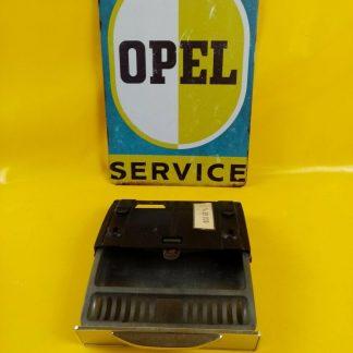 NEU Opel Kapitän Diplomat A 2,6 + V8 4,6 Aschenbecher Chrom