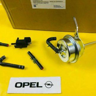 NEU ORIG OPEL Insignia A GT Astra J 2,0 OPC Rep Satz Unterdruckdose Turbolader