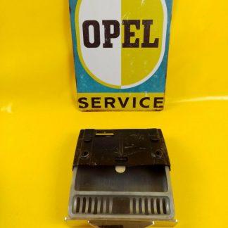 NEU Opel Admiral Diplomat A 2,8 + 4,6 V8 Aschenbecher Chrom