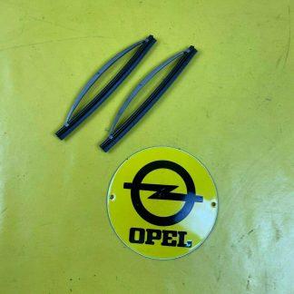 NEU + ORIGINAL Opel Rekord D Commodore B Satz Wischerblatt SWRA Scheinwerfer