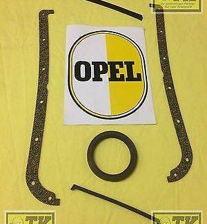 Ölwanne Dichtung Kurbelwelle CIH 4-Zylinder Opel 1,9E 2,0E 2,2 2,4 Rallye GTE SR