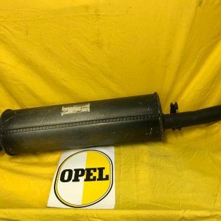NEU + ORG Opel Senator A 2,3 TD Auspuff Endtopf Nachschalldämpfer auch für 2,5 L