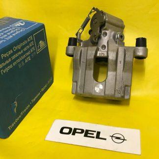 NEU + ORIGINAL OPEL Vectra C / Signum 2,8 OPC KOMBI Bremssattel LI hinten Turbo
