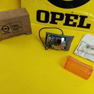 NEU + ORIGINAL Opel Rekord C Commodore A Blinker links