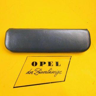 NEU + ORIGINAL Opel Kapitän Admiral A Armlehne Polster blaumetallic Tür hinten
