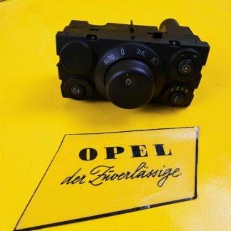 NEU + ORIG GM / Opel Astra H Lichtschakter Einheit Schalter Licht Light Zafira B