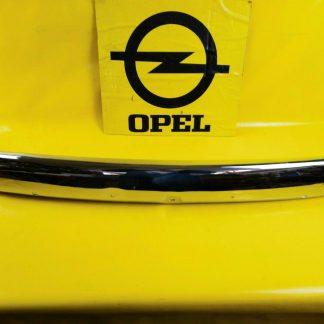Opel Kapitän 1951 1953 Stoßstange vorne Mittelteil Chrom