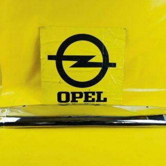 Opel Kapitän 1951 Stoßstange hinten Mittelteil Chrom