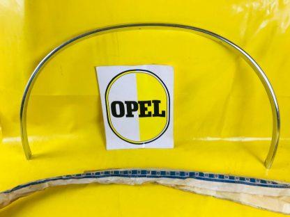 NEU + ORIGINAL OPEL Manta B Radlaufleiste hinten rechts Zierleiste Chrom Leiste