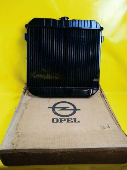 NEU + ORIGINAL Opel Kapitän Admiral B 2,8 S+H Motor Kühler