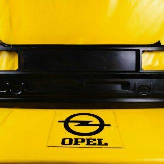 NEU + ORIG Opel Ascona C Stufenheck Heckblech Rückwand Rep Blech Heckwand