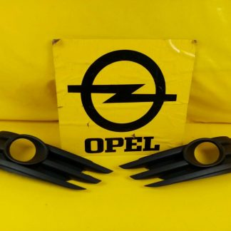 NEU + ORIG Opel Vectra C Blende Nebelscheinwerfer in Stoßstange Einsatz Gitter