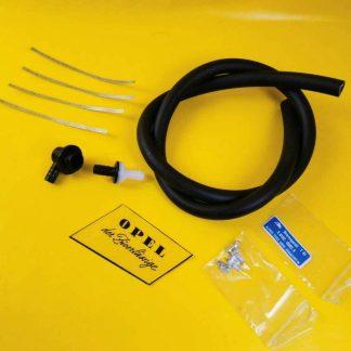 NEU SET Opel GT 1,9 Ersatzteilpaket Bremskraftverstärker T51 Schlauch Ventil