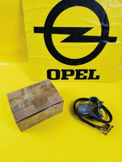 NEU + ORIG Opel GT 1,9 A/L Blinkerschalter Lenkstockschalter Zündschlossgehäuse