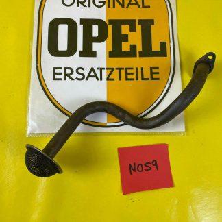 NEU + ORIGINAL Opel Senator B Omega A 2,5 2,6 3,0 24V Ölsaugrohr Ölpumpe 24 V