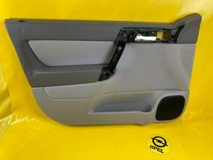 NEU + ORIGINAL Opel Astra G Türverkleidung Türpappe Innenausstattung