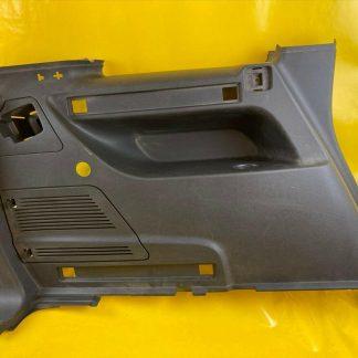 NEU + ORIGINAL Opel Zafira B Seitenwandverkleidung Kofferraun Türpappe links