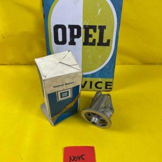 NEU + ORIGINAL Opel Corsa A Kadett E 1,0 1,2 Ölfilter Gehäuse Adapter