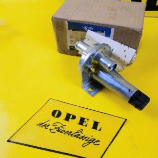 NEU + ORIG GM / Opel Monza Senator 2,5 E + 3,0 E Zusatzluftschieber GS/E GSE NOS