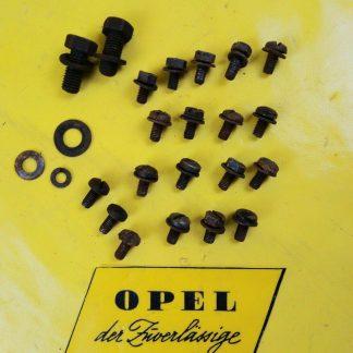 ORIGINAL Opel Schrauben Satz Ölwanne Kapitän 1954
