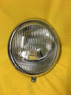 NEU ,, liegende ,, Scheinwerfer für VW Käfer bis Baujahr 1967 // 6 + 12 Volt '67