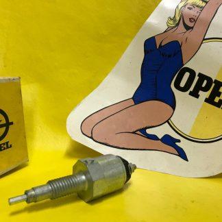 NEU + ORIGINAL Schalter Rückfahrscheinwerfer für Opel Kadett B / Olympia A NOS