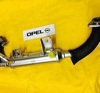NEU + ORIGINAL Opel AGR Kühler Astra H Vectra C Zafira B Signum 1,9 mit 150PS