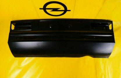NEU + ORIG Opel Kadett C Coupe Limousine Aero GTE CiH Heckblech Blech Heck