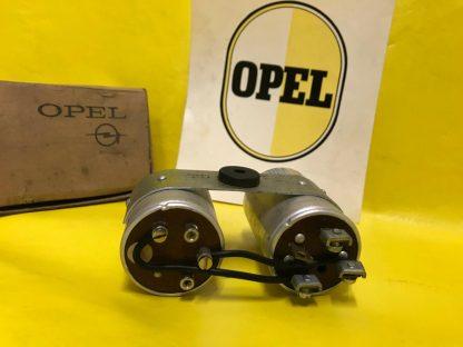 NEU ORIG OPEL Olympia Rekord P2 + Rekord A Relais Anhänger Betrieb Doppelrelais