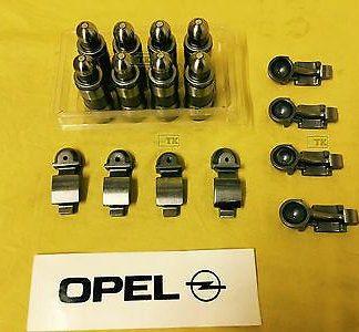 NEU Satz Hydrostößel + Schwinghebel für Opel Frontera A 2,0 i 115PS X20SE C20NE