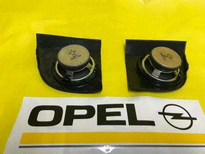 NEU + ORIGINAL Opel Omega A Caravan auch 24 V Einbausatz Frontlautsprecher