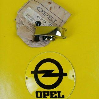 NEU + ORIGINAL Opel Kadett A Limousine Coupe Chrom Verschluss Ausstellfenster