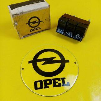 NEU + ORIGINAL Opel GT Schalter Liht Dimmer Armaturenbrett Beleuchtung
