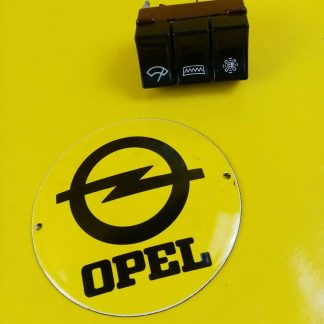 NEU + ORIG Opel GT Schalter Heizung Scheibenwischer Gebläse Schaltereinheit