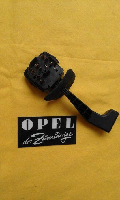 NEU ORIGINAL OPEL Kadett E Schalter für die Scheibenwaschanlage
