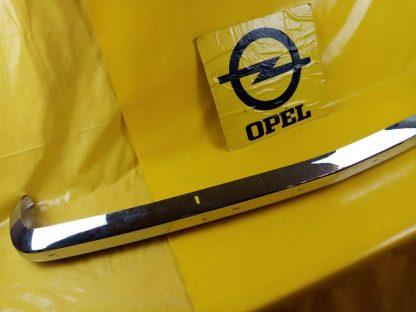 NEU Opel Manta B Stoßstange vorne Chrom Bumper Stoßfänger