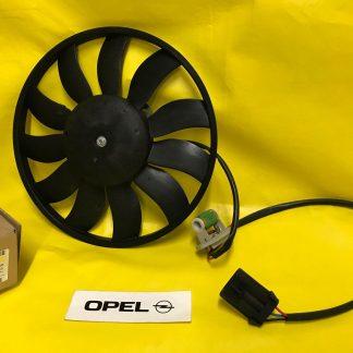 NEU ORIG OPEL Lüfterrad Kühler Meriva A 1,3 1,7 Diesel + 1,6 Liter Benzin 180PS
